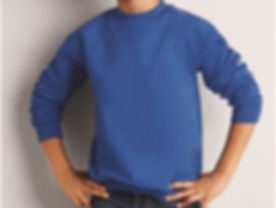 Customized youth sweatshirt