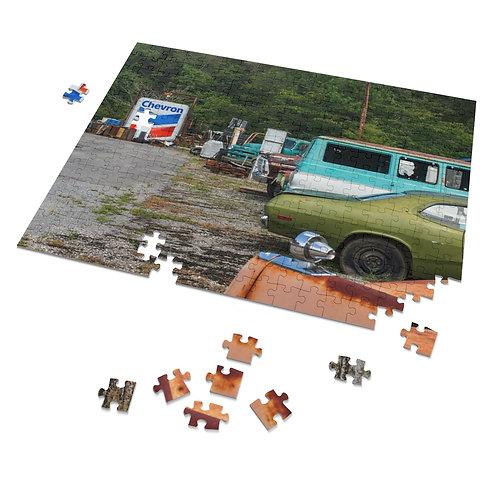Quarantine Puzzle 2: A Forgotten Parking Lot