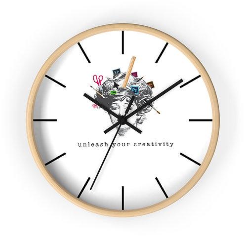 Eco-Friendly Wall Clock