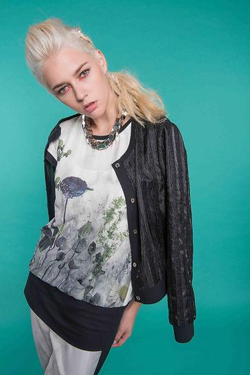 styling for hong kong fashion brand