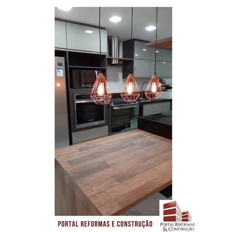 Cozinha/Sala de Jantar