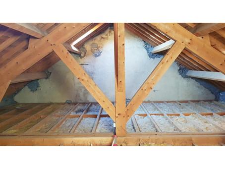 Un projet Exquis pour un architecte d'intérieur : L'aménagement de combles.