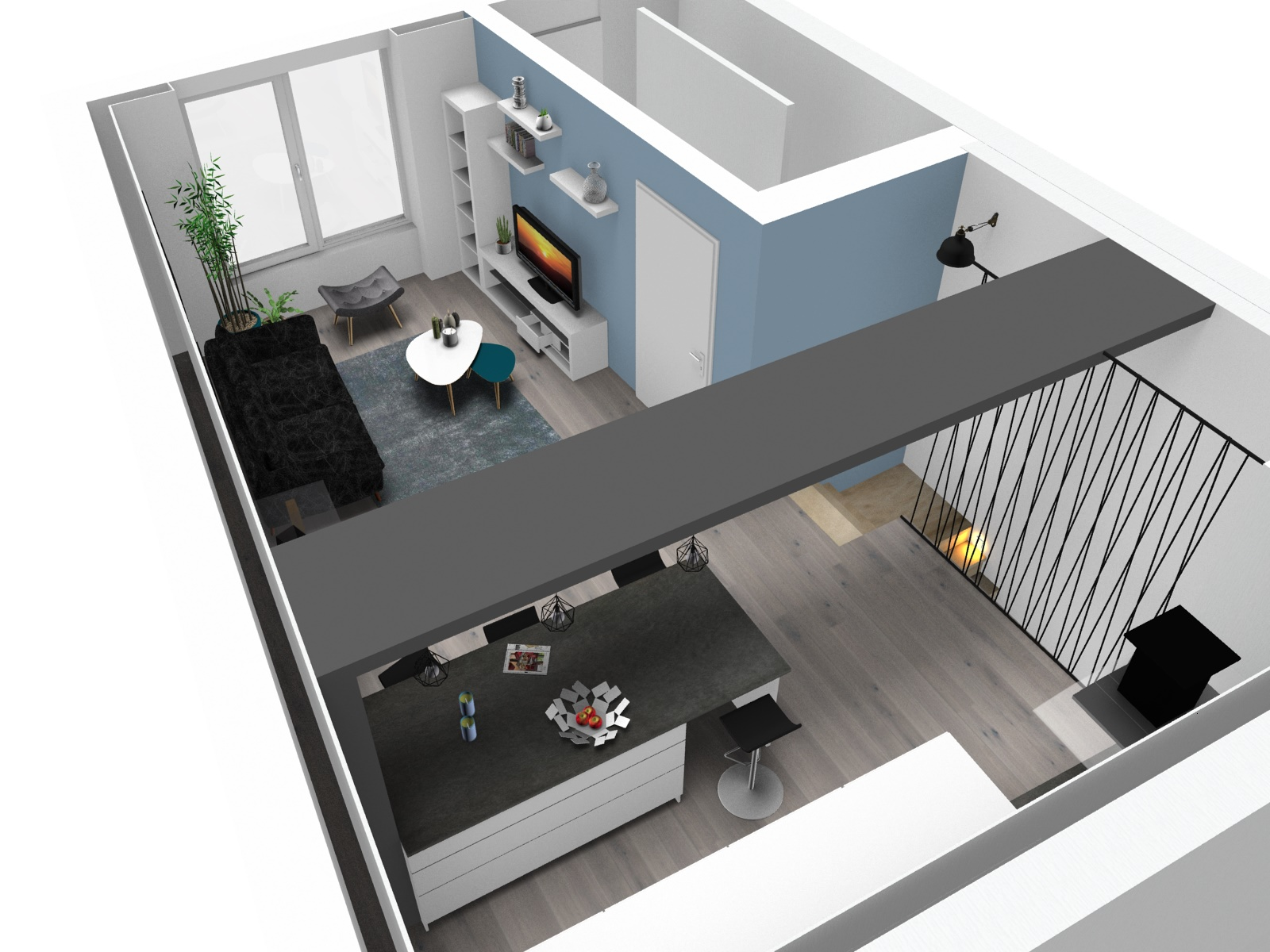 Conseil en architecture d 'intérieur