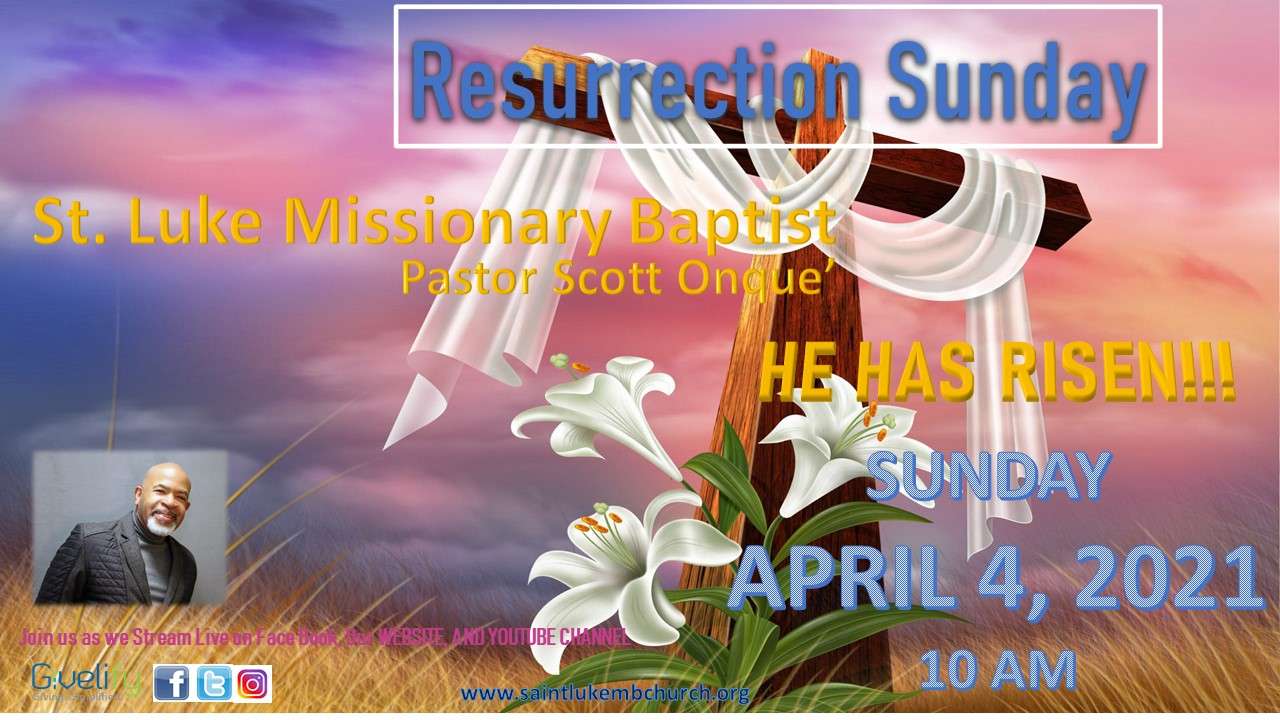Resurrection Service 2021