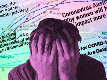 Woke writers are suffering from Coronavirus Derangement Syndrome