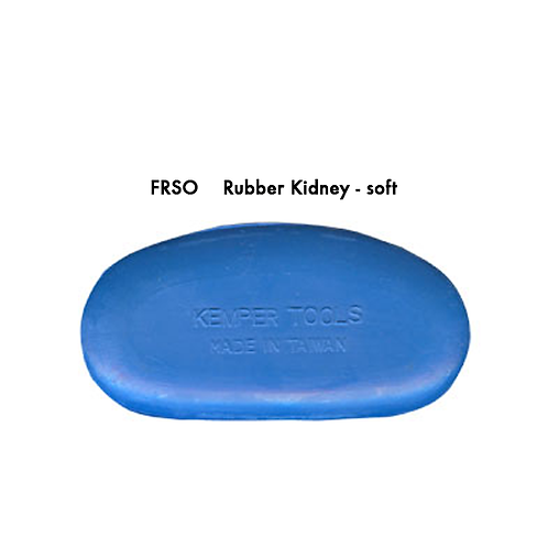 FRSO SOFT RUBBER KIDNEY-Lrg