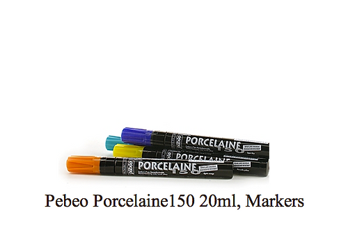 Porcelaine 150 Markers: 9 Colours