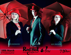 Red Hot Opera Poster