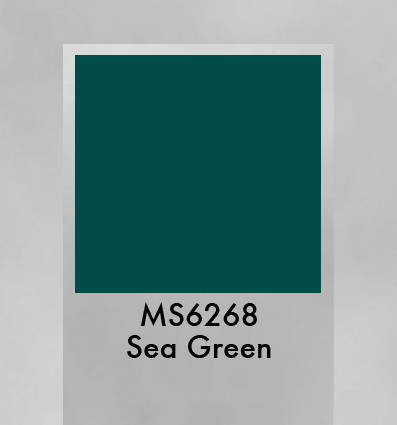 MS6268 - Sea Green 50g