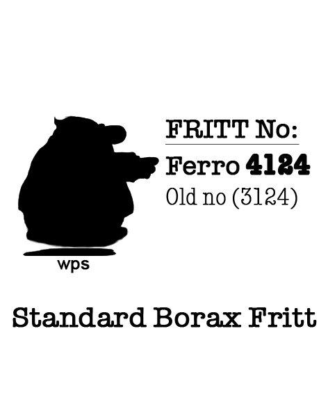 Fritt No: Ferro 4124  22.68kg bag