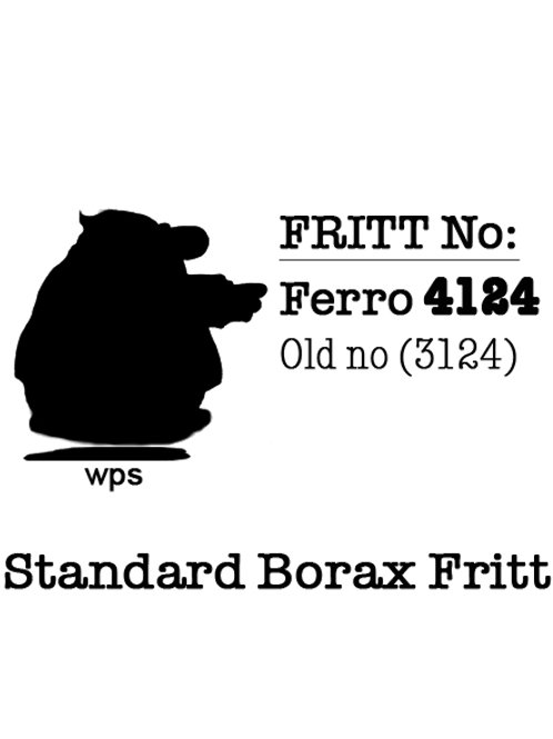 Fritt No: Ferro 4124  2kg