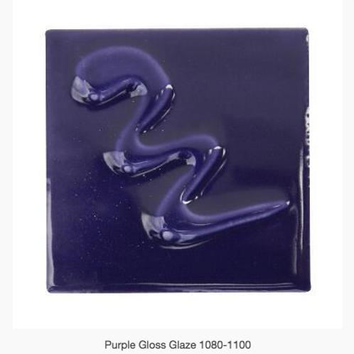 CESCO - PURPLE GLOSS GLAZE  5277 - 500ml