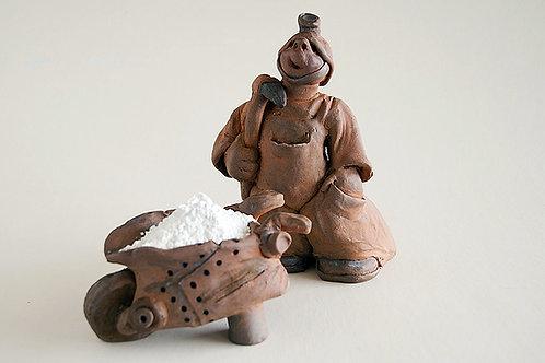 MOLOCHITE 16-30# (Calcined China Clay)