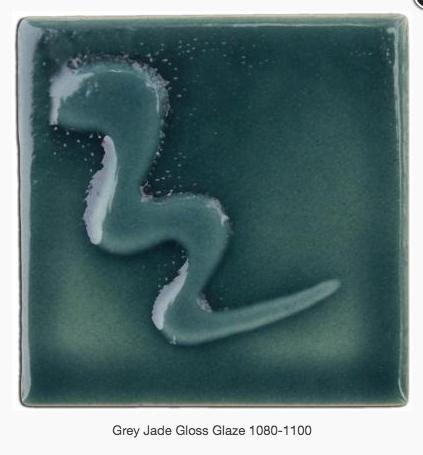 CESCO - GREY JADE GLOSS GLAZE  5266 - 500ml
