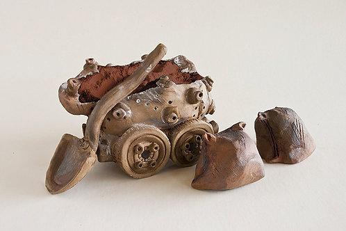 BURNT UMBER – Red-Brown Oxide #655