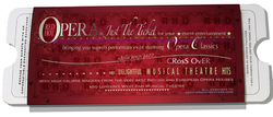Red Hot Opera Ticket