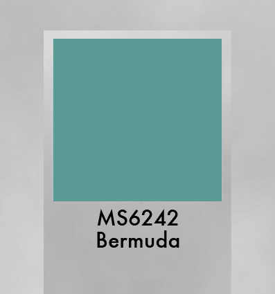 MS6242 Bermuda Green 100g