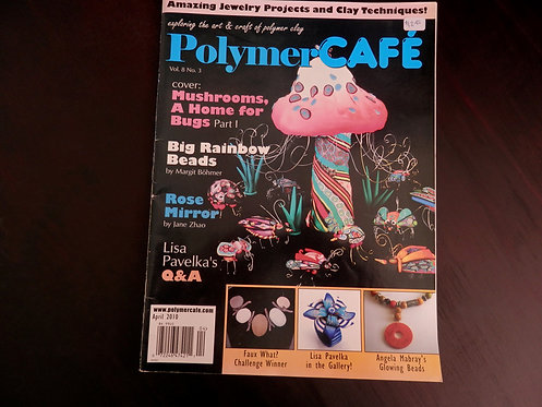 POLYMER CAFE - Back issue: April 2010