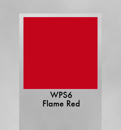 WPS 6 - Flame Red  100g