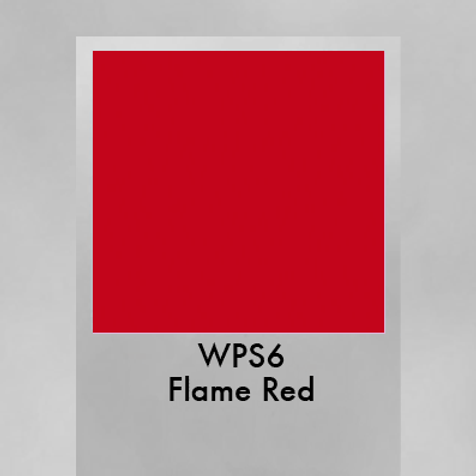 WPS 6 - Flame Red  50g