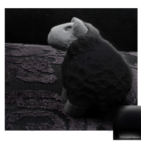 COBALT BLACK  75ml