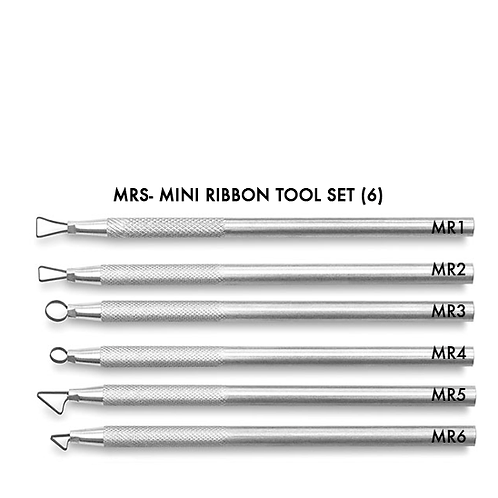 MRS - Mini Ribbon Sculpting Tool - SINGLES