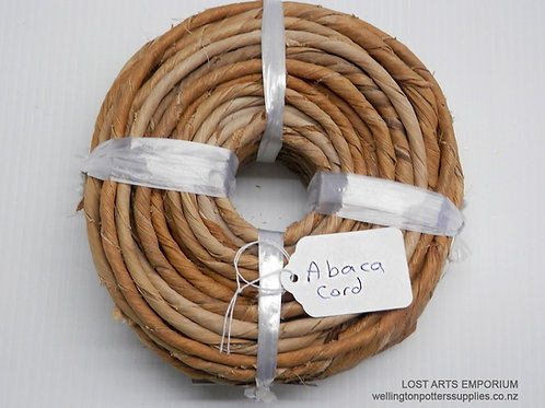 Abaca Cord - Coil