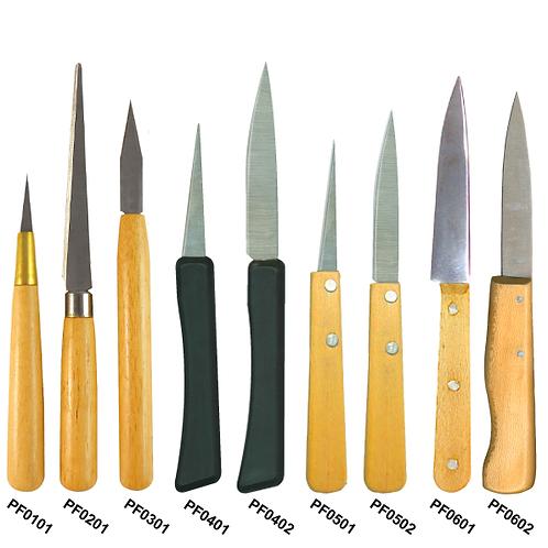 CLAY KNIVES