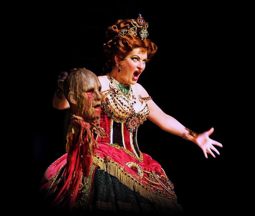 Carlotta - Phantom of the Opera