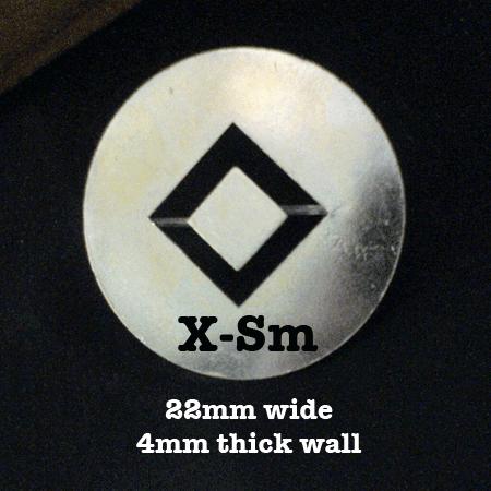 SQ HOLLOW DIE -  XSm
