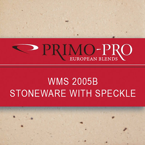 Primo-Pro Stoneware with Speckle WMS 2005 B - 10kg