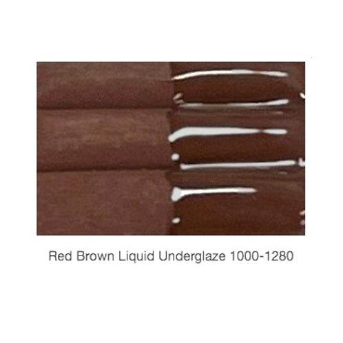 CESCO - Red Brown Underglaze