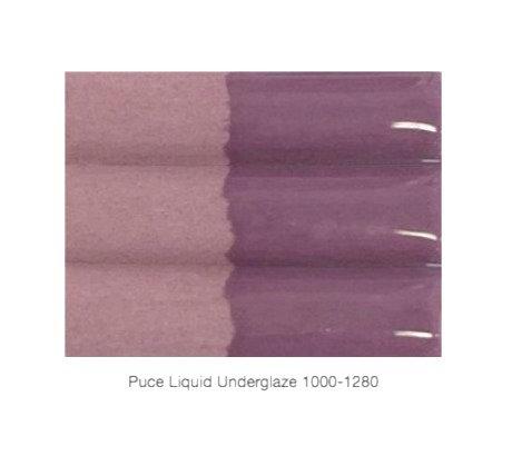 CESCO - Puce Liquid Underglaze