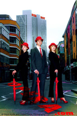 Red Hot Opera Poster 2013