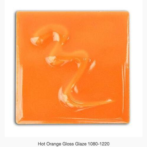 CESCO - HOT ORANGE GLOSS GLAZE  5491 - 500ml