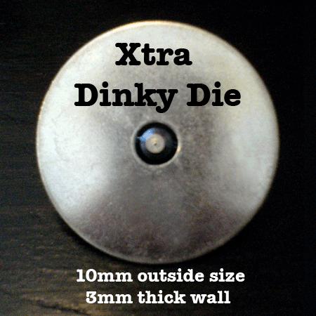 RND HOLLOW DIES-3: XDinky - Dinky - XSm