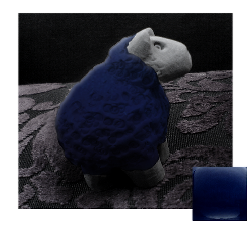 DARK BLUE  75ml