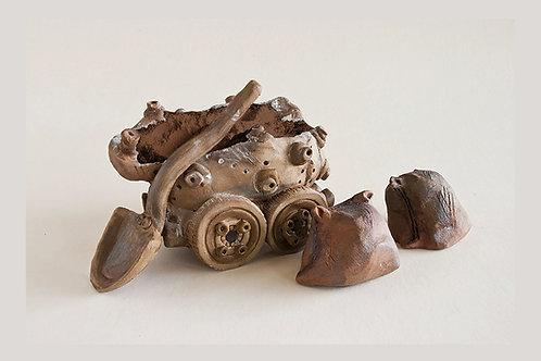 BURNT UMBER - Brown Oxide #686