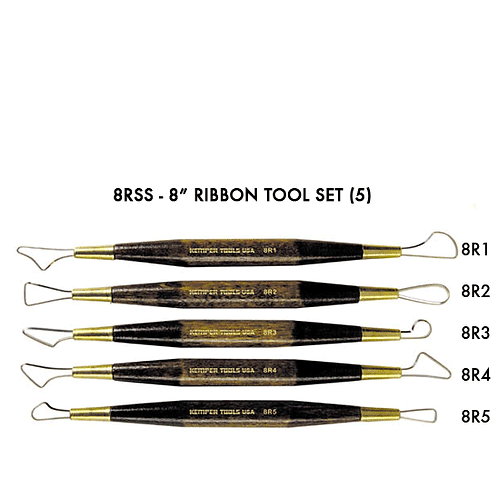 8RS RIBBON SCULPTING TOOLS (SINGLES)