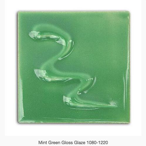 CESCO - MINT GREEN GLOSS GLAZE  5482 - 500ml