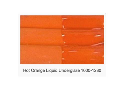 CESCO - Hot Orange Underglaze