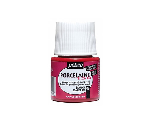 PEBEO 45ML No 6:  Scarlet Red