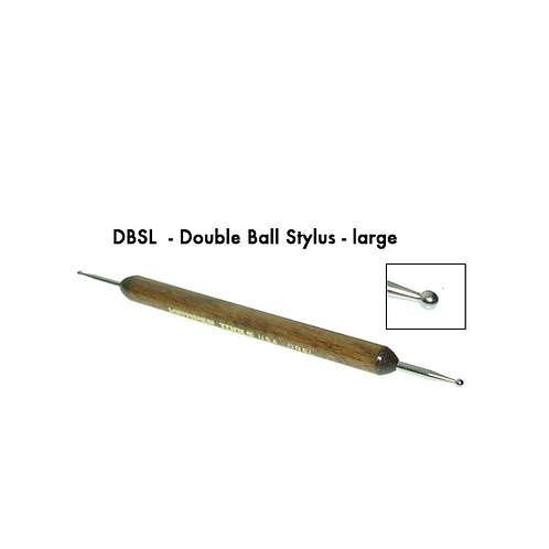 DBSL: DOUBLE BALL STYLUS Large