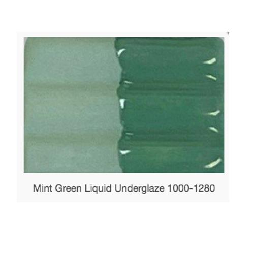 CESCO - Mint Green Underglaze