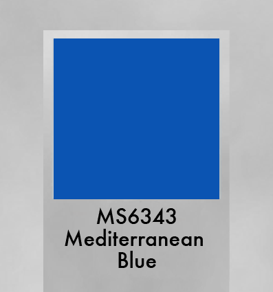 MS6343 Mediterranean Blue 50g