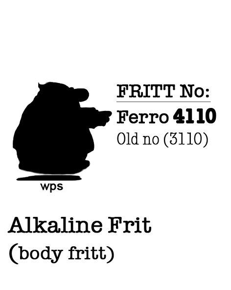 Fritt No: Ferro 4110  25kg