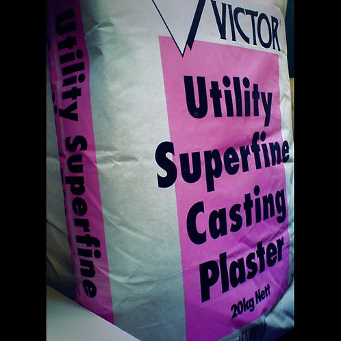 Plaster of Paris - SUPERFINE 20kg
