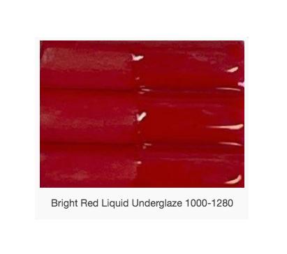 CESCO - Bright Red Underglaze