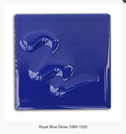 CESCO - ROYAL BLUE GLOSS GLAZE 5283 - 500ml