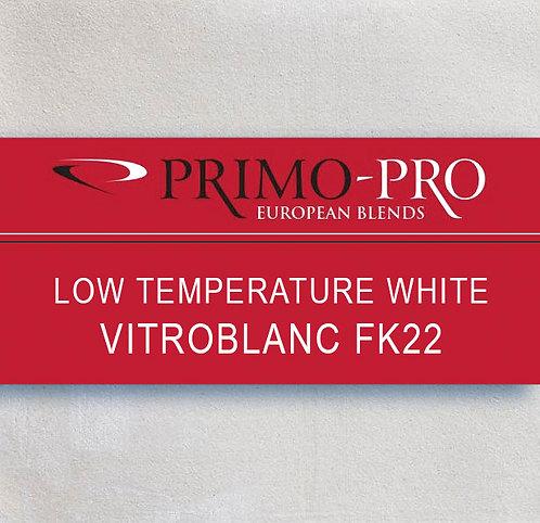 PrimoPro Vitroblanc FK22 Low Temperature White - 10kg